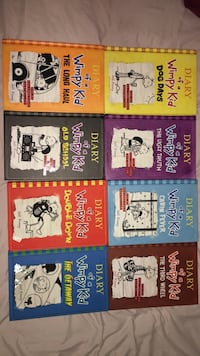 Diary of a Wimpy Kid Books 531 km