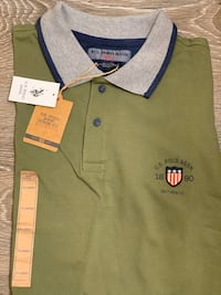 Polo Army Green (USA) Men's shirt Silver Spring