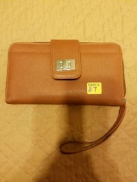 Brown Multi Pocket wallet Warner Robins