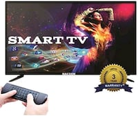 """4 months old 32"""" android smart TV for sale Noida, 201301"""