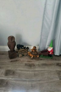 Family of turtle & bear + owl + gnome all for $20 Baldwin Park, 91706