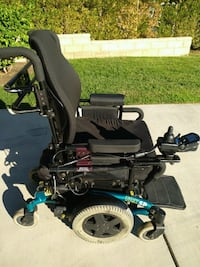 TDX SP (3 Speed) Power Chair & Manual Wheelchair