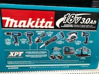 Brand new Makita combo kit Toronto, M9N 2S4
