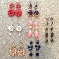Earring Set - 1 price for all  Bloomington, 47403