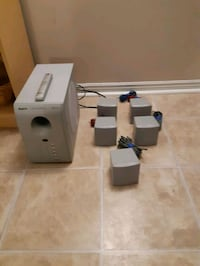 Surround stereo made by regent Strathroy, N7G 2Y5