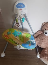Fisher Price baby swing Calgary, T2E 3A4