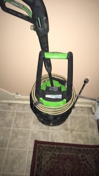 black and green canister vacuum cleaner North Augusta, 29841