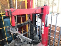 Broken Tire changer machine for mounting/dismounting tires Industry, 91748
