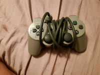 white and black corded game controller Waterloo, N2J 2A2