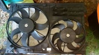 Volkswagen Dual Fan Assembly without controller Montgomery, 36117