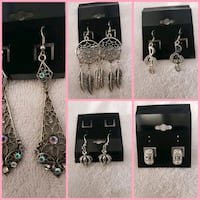 Earring  lot collection