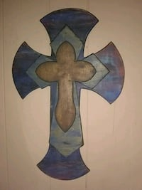Hand crafted wooden cross Cleburne, 76031