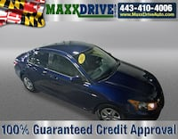 Honda Accord Sdn 2012 Glen Burnie
