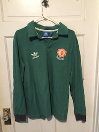Adidas Manchester United Vintage Sweater - Medium North Vancouver, V7L 3L1