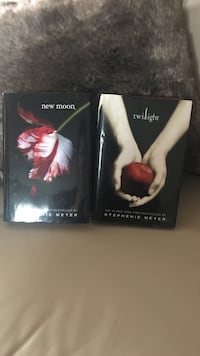 two Twilight by Stephenie Meyer books.... great condition