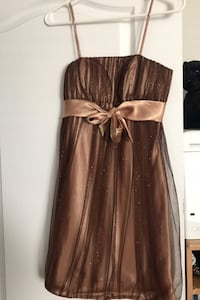 Beautiful Brown Dress Vaughan, L4H 4K2