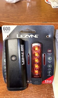"""LEZYNE""LED light combo for bike"