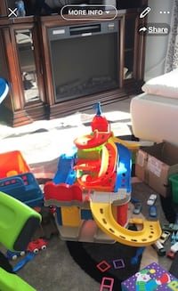 Fisher price 2 in 1 skyway
