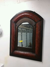 antique style tropical Tommy bahama mirror bought  Costa Mesa, 92626