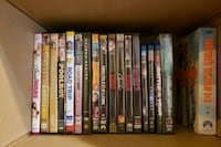 box of dvds Spanaway, 98387