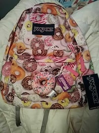 NWT *NEW* Jansport Backpack Bloomington, 47404