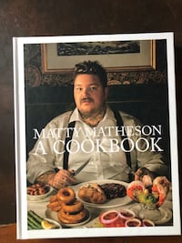 Marty Matheson a cookbook Burlington, L7T 1Y2
