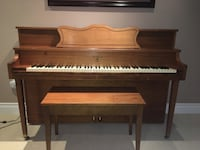 La Ronae Willis Piano - Oak Vaughan, L4K 5W4