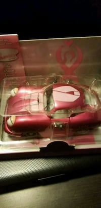 pink and red breast cancer awareness coupe toy with box Elverta, 95626