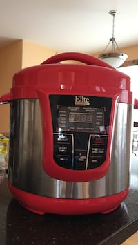 Red and grey Elite Pressure Cooker Puyallup, 98373