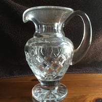 clear glass pitcher 32 km