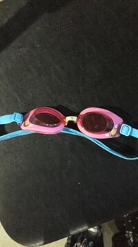 Pink and blue goggles  Woodstock, N4S 3X4