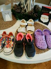 Kids shoes sizes 9-10 Mississauga, L4Y 2G1
