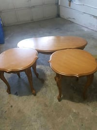 3 pieces set coffee table !  Toronto, M1M 2Z2