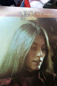 "Emmylou Harris ""Pieces of the Sky"" vinyl album La Plata, 20646"