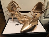New in box Charlotte Russe Heels Surrey, V3R 2A5