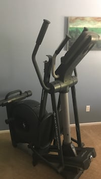 NordicTrack black and gray elliptical trainer Moreno Valley, 92555