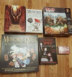 Board game lot for sale - Pick Up South East