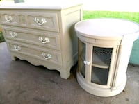 Tiquely Chic Baker Furniture Inc, Solid Wood, Wilmington