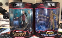 Marvel lengends. The collector