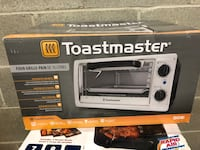 Toastmaster - open box
