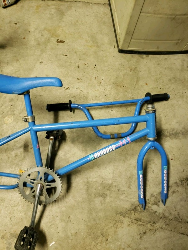 1987 MONGOOSE M1 PARTS RARE VINTAGE