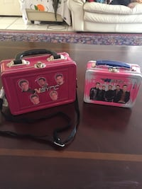 1990s Nsync Lunchbox tins Moreno Valley, 92557