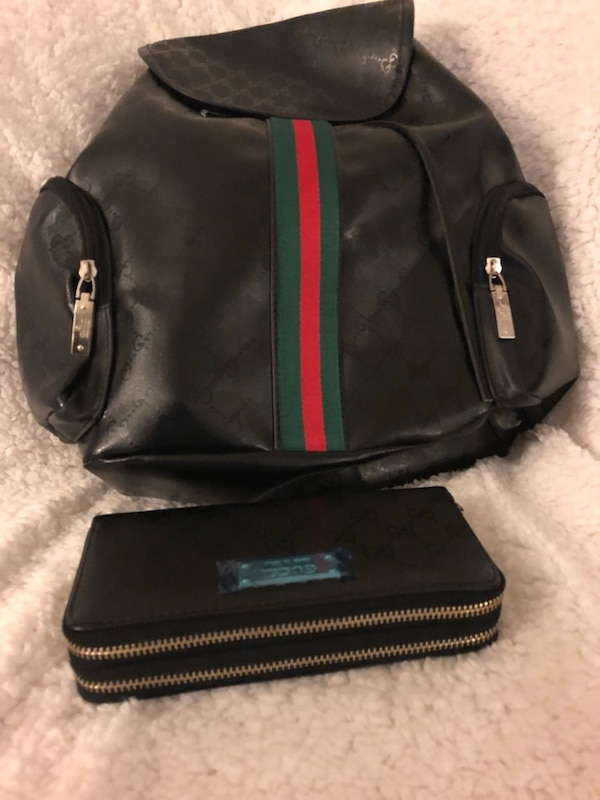 Used black and green duffel bag for sale in Covington - letgo 72144793b6
