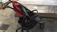 baby's black and red jogging stroller South Gate, 90280