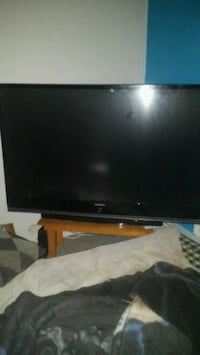 black LG flat screen TV Calgary, T2A 1H1