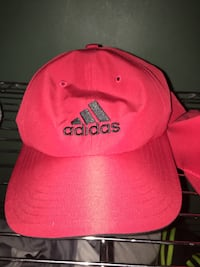 red and black fitted cap 231 mi