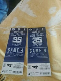 Colts tickets Greenwood, 46142