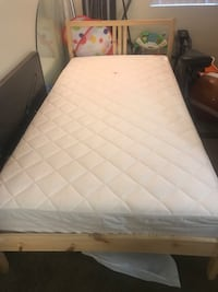 Bed and mattres Glendale, 85301