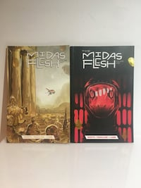 The Midas Flesh Graphic novels Mississauga, L5C