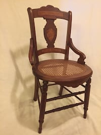 Antique Walnut Chairs (6) Poolesville, 20837